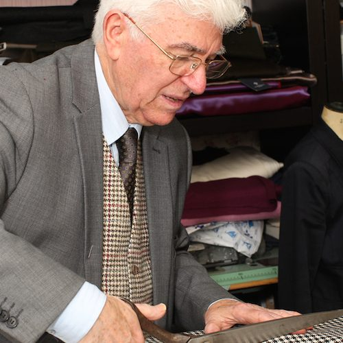 Edinburgh Tailor, Giuseppe