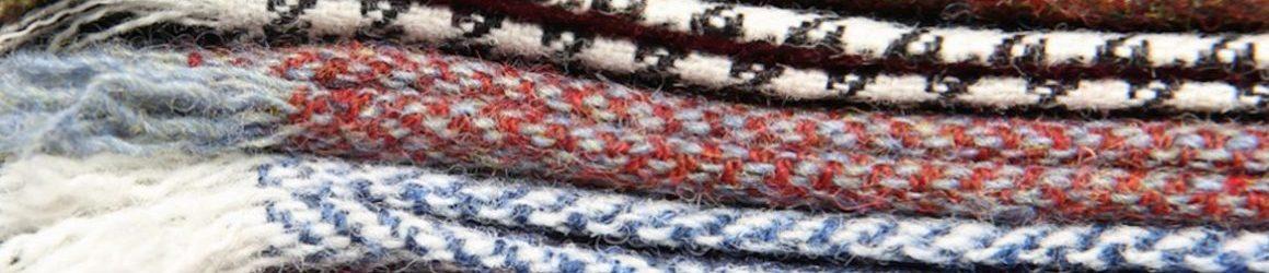 100% Scottish Tweeds