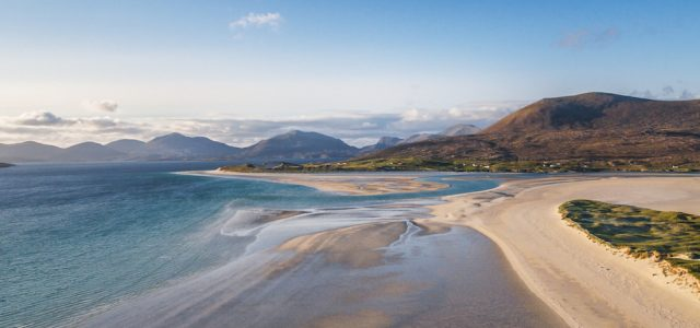 Seilebost beach, Isle of Harris, Outer Hebrides.
