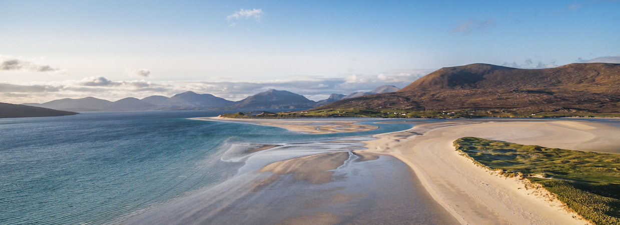Seilebost beach, Isle of Harris, Outer Hebrides.