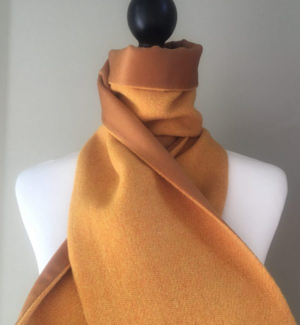 New, the beautiful Highland Blend scarf.
